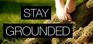 Staying Grounded Through The Body